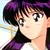 #2 Free Icon: Rei Hino (Sailor Mars) by Reiofuda