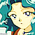 #58 Free Icon: Michiru Kaiou (Sailor Neptune)