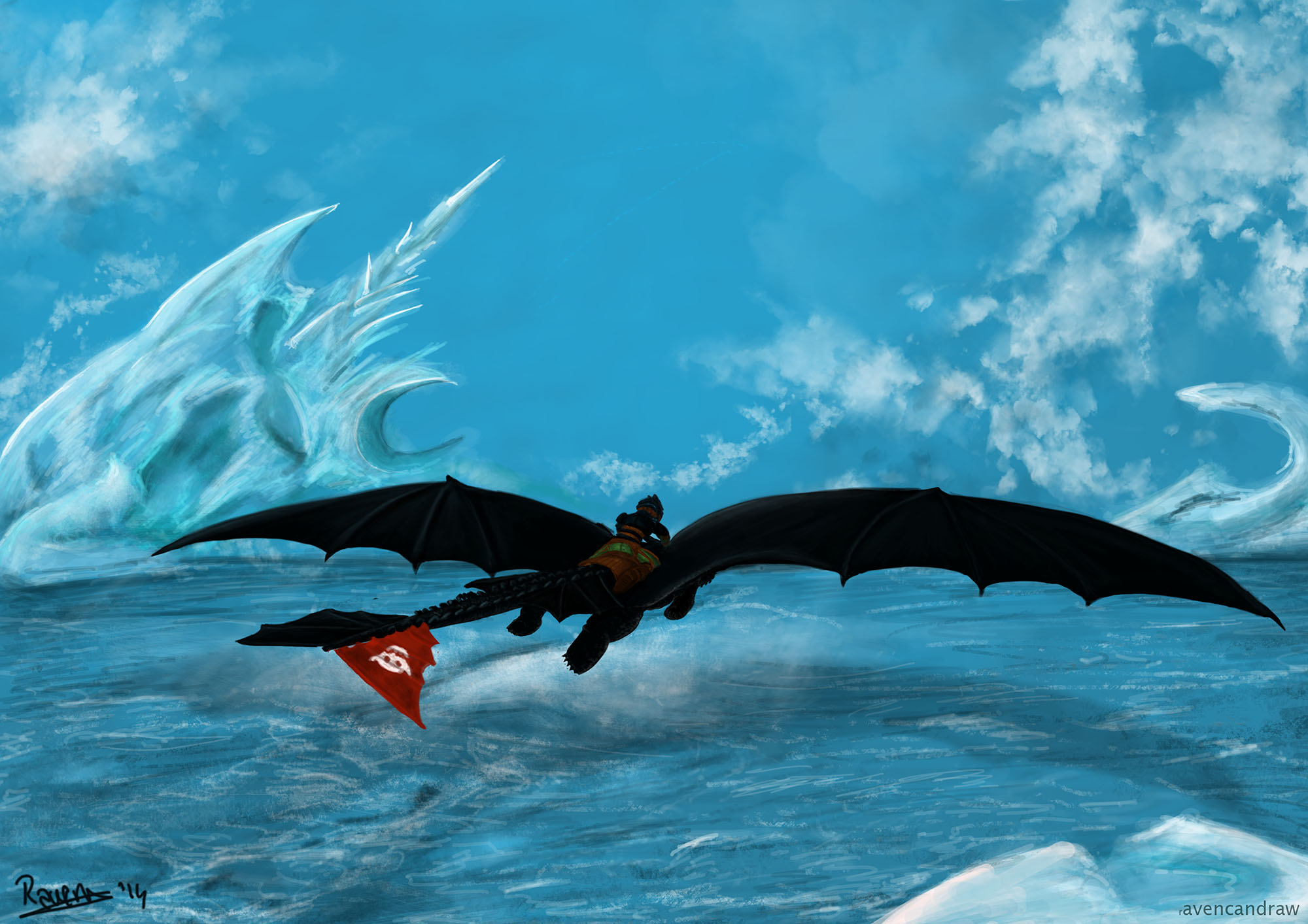 Httyd2 where no one goes by yoshida takumi on deviantart httyd2 where no one goes by yoshida takumi ccuart Images