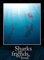 Shark Finning by AdmiralAngela