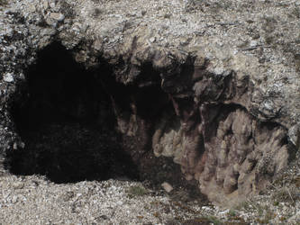 Geyser Cave by AdmiralAngela