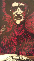 Edgar Allan Poe's Dark Mind by dabble88