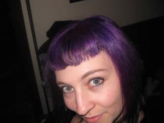 More purple by MistressRhi