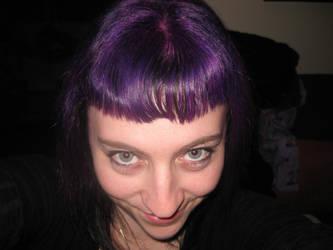 purple purple by MistressRhi