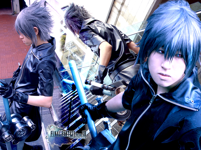 Photos de beaux cosplay (perso feminin) trouvés sur le net - Page 2 Final_Fantasy_versus_XIII_by_twinklee