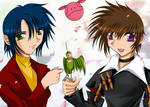 GundamSeed - Friendship