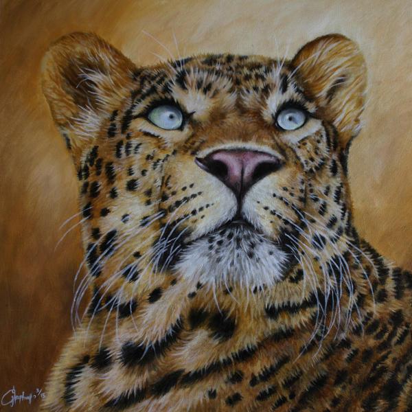 Leopard by josephinekazuki