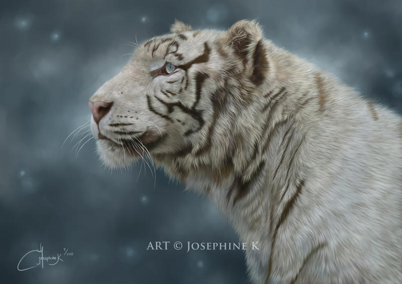 White Emperor by josephinekazuki