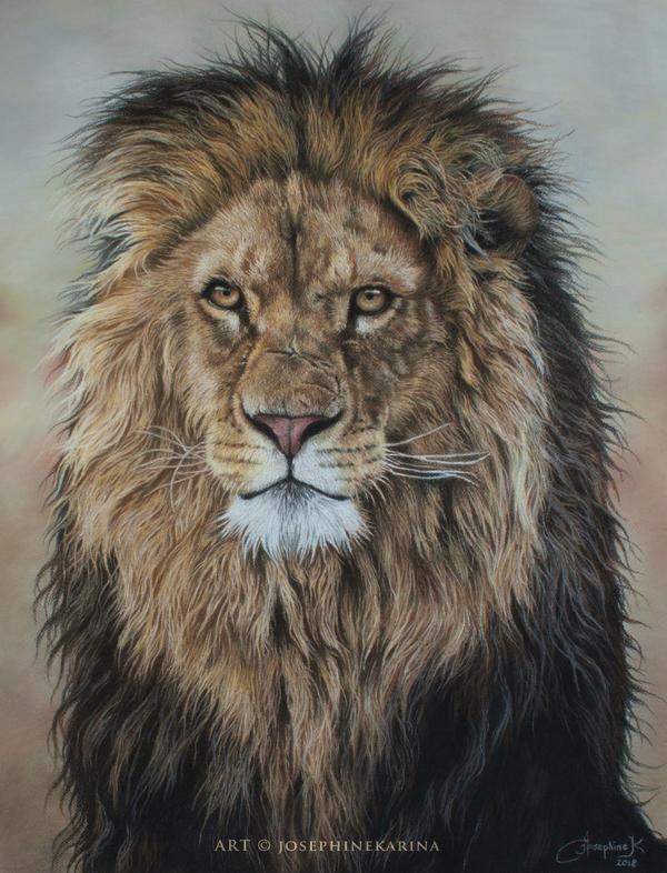 The Lion King by josephinekazuki