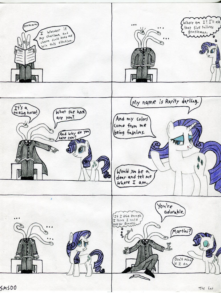 Rarity meets DLT by SMS00