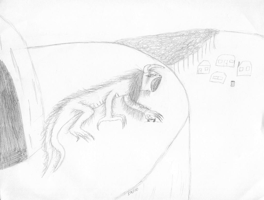 Beast Awakens by SMS00
