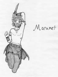 Maramet The Forsaken Kunoichi by SMS00
