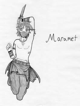 Maramet The Forsaken Kunoichi