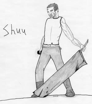 Shuu the Warrior Shepherd