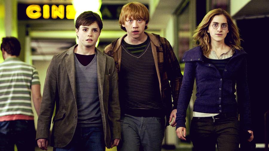 Harry Potter Face Swap... Rupert Grint Today