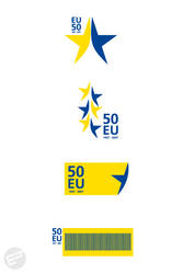 EUs 50th anniversary by mbym