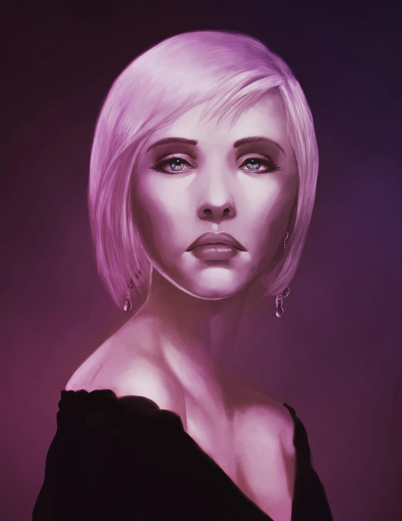 La vie en rose by tabu-art