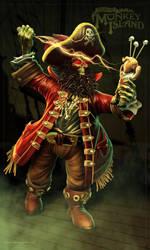 Monkey Island: LeChuck