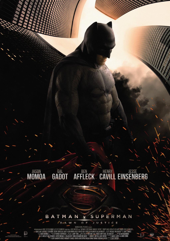 Batman vs Superman Poster by Momopopo1 on DeviantArt