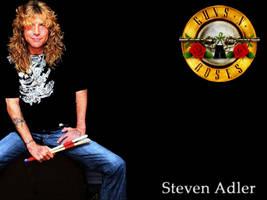 Steven Adler by Fili-Laufeyson
