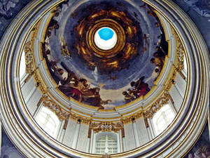 The Dome of Mdina