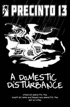 a domestic disturbance