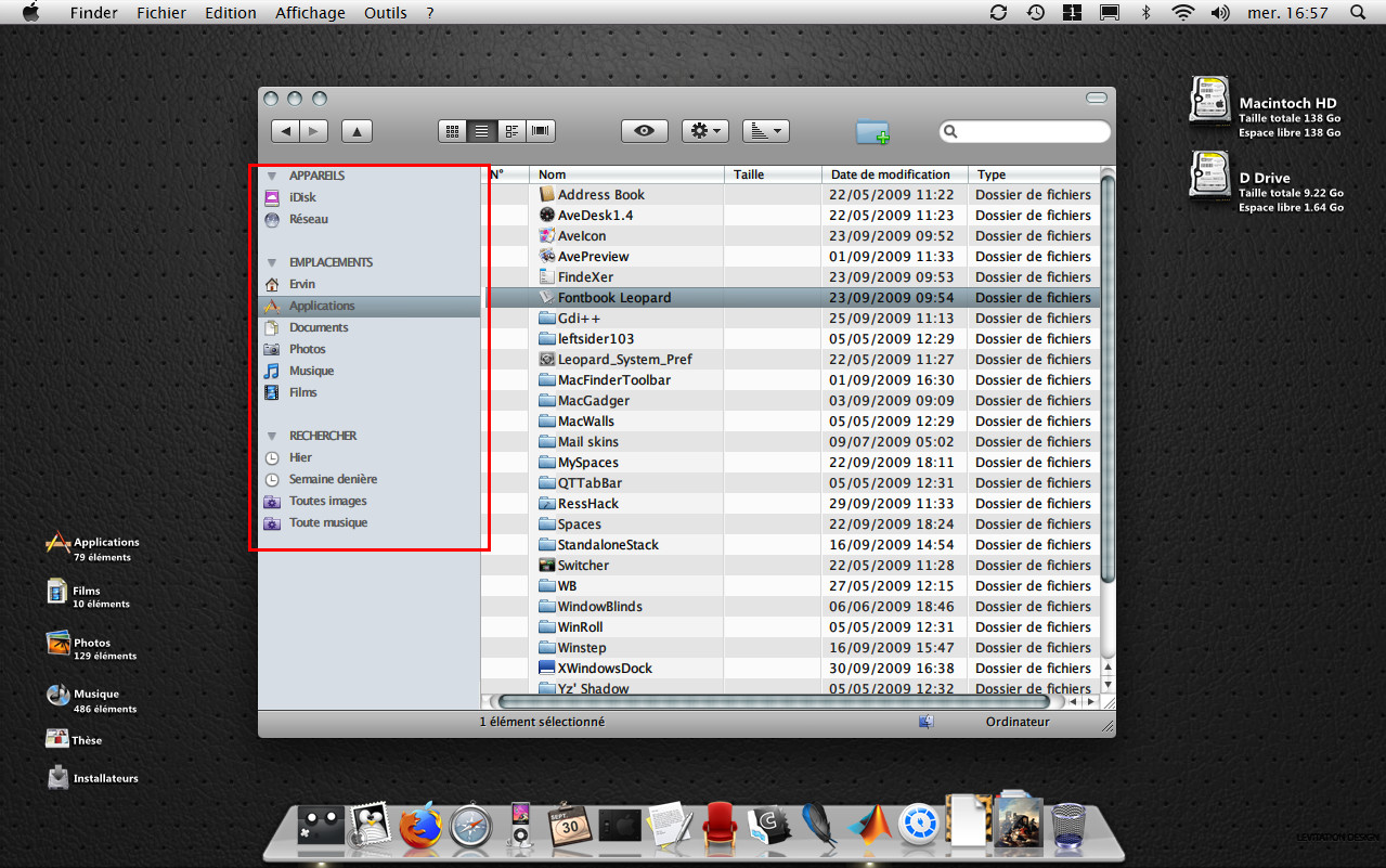 Navigation pane to sidebar OSX by edgordil