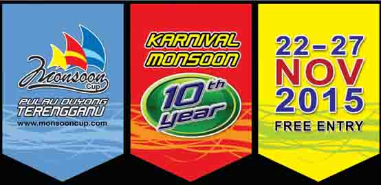 FLAGLINE DESIGN FOR MONSOON CUP 2015 by MASTURAHmust0305