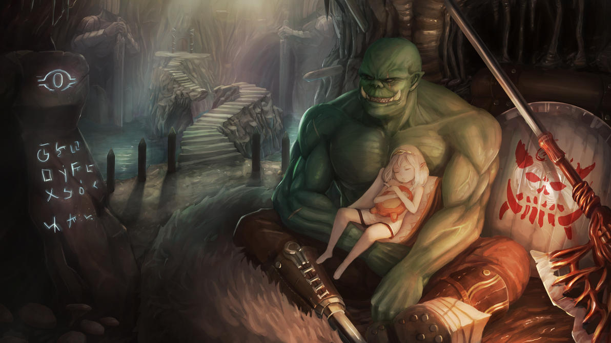 Orcs abuse girls exploited videos