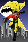 Robin of Earth 2