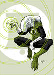 Green Lantern Thursday- 3