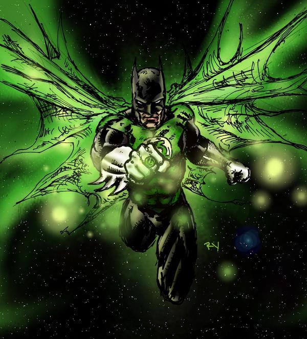 Green Lantern Thursday- 8 by RamonVillalobos