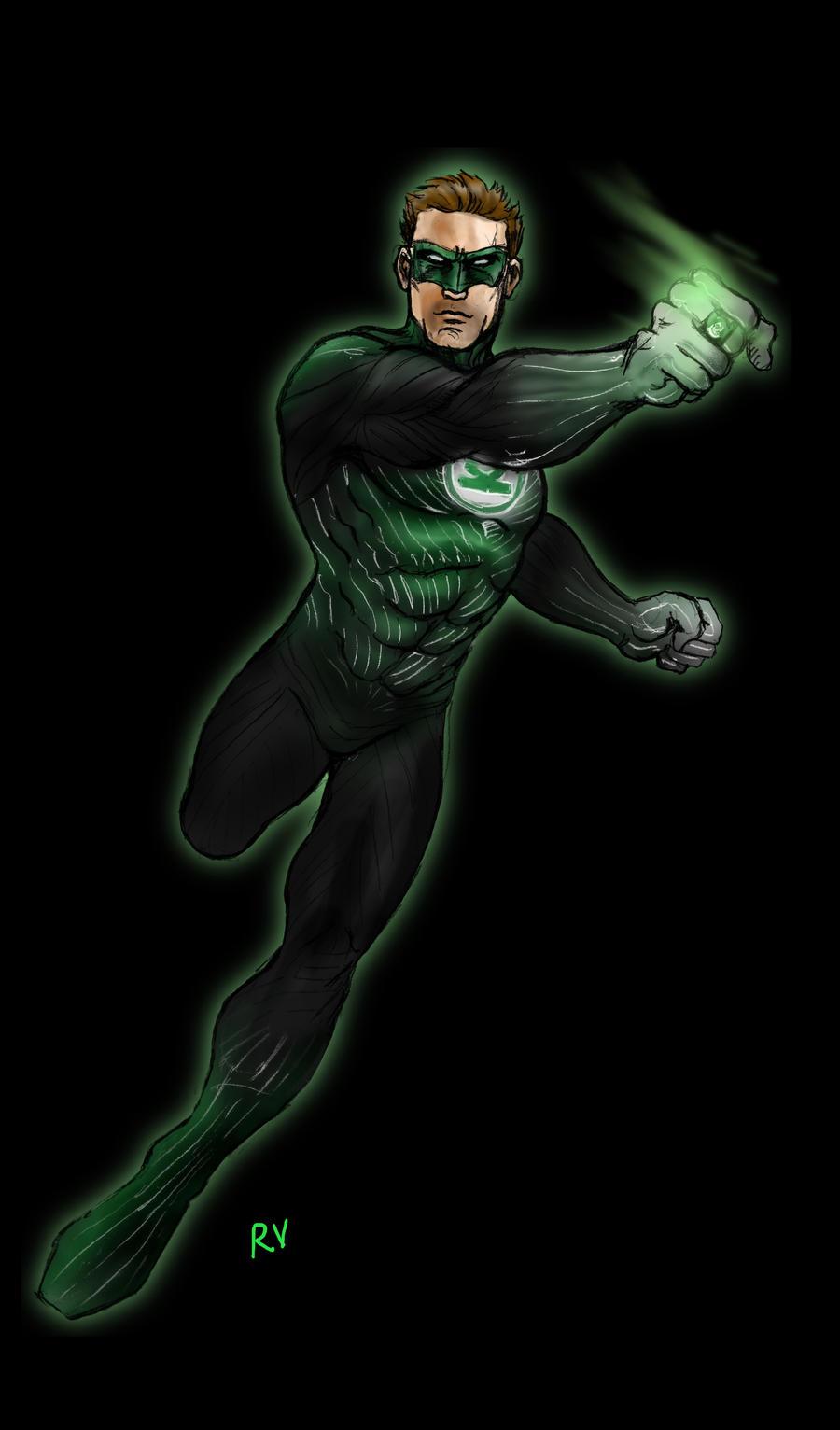 green lantern movie costume by ramonvillalobos on deviantart. Black Bedroom Furniture Sets. Home Design Ideas