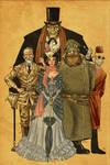 The Bloomsbury Quintet