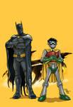 Batman and Robin 1000000
