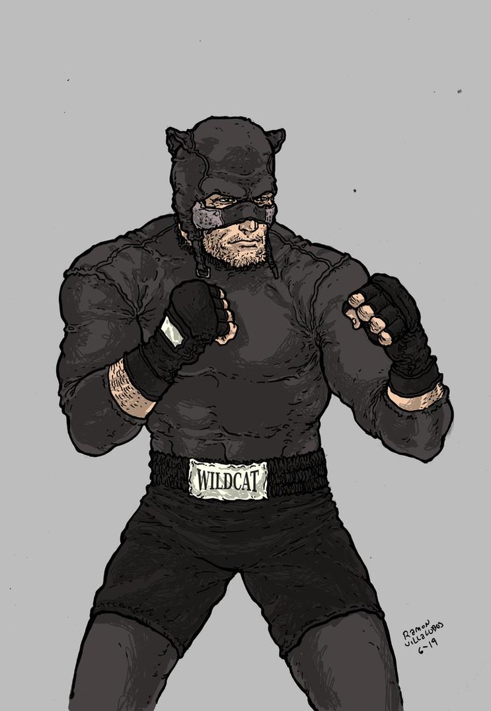 Wildcat by RamonVillalobos