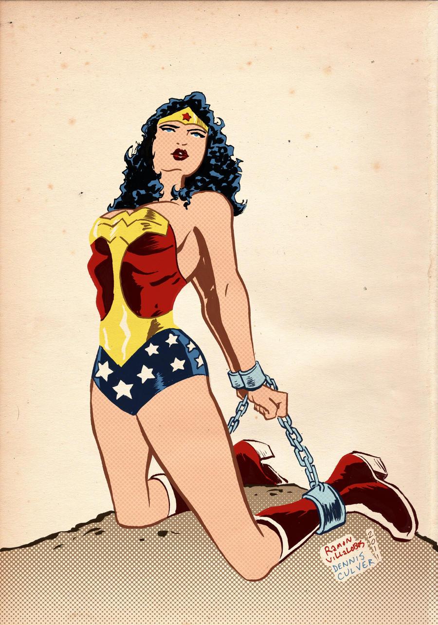 Wonder women porn sexual pictures