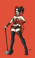 Harley Quinn DCnU by RamonVillalobos