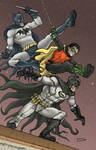 Batman and Batman and Robin