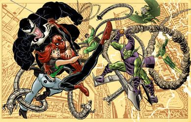 Spiderman Jam