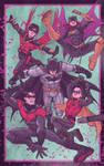 DCnU Batfamily