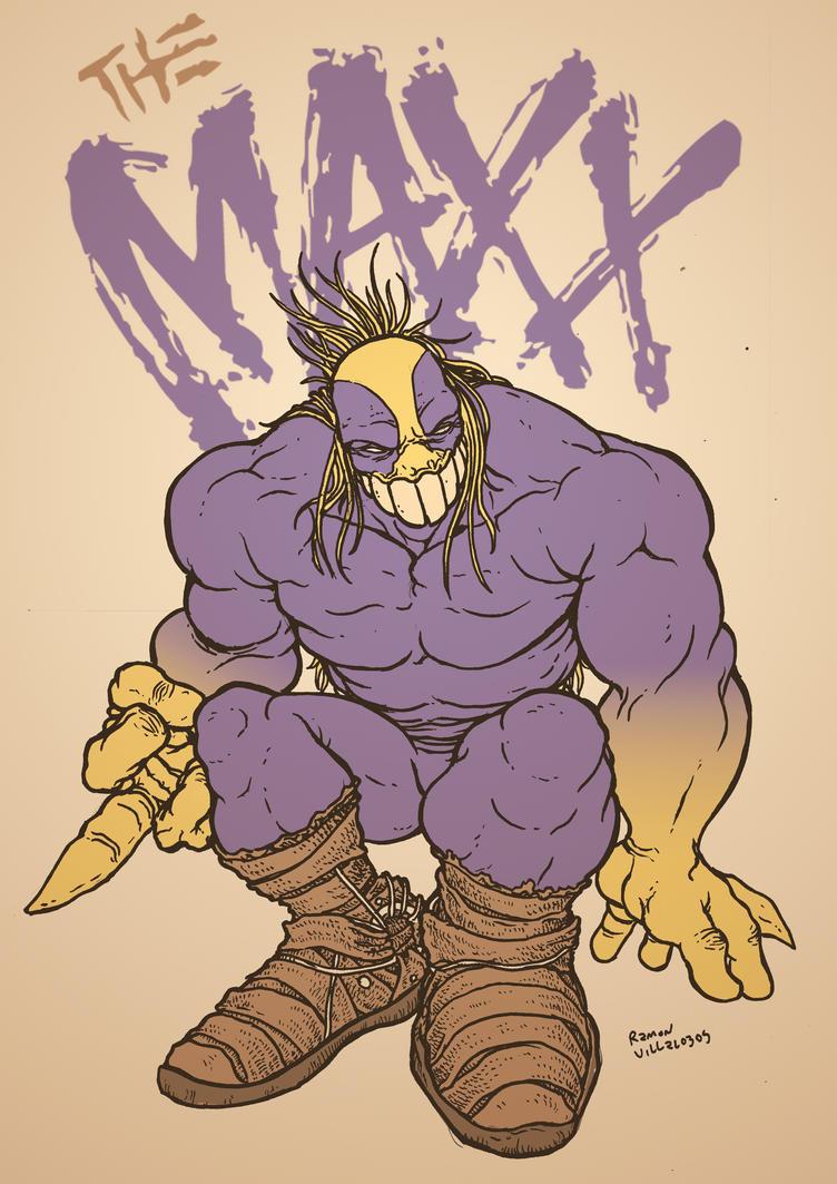 The Maxx by RamonVillalobos
