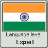 India: National language Hindi - Expert. by EarlyRain