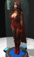 Random Challenge #6 Avengers West Coast #48