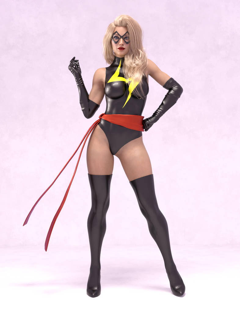Warbird Ms Marvel Take 1 By Member9 On Deviantart Marvel is the name of many fictional superheroes appearing in comic books published by marvel comics. warbird ms marvel take 1 by