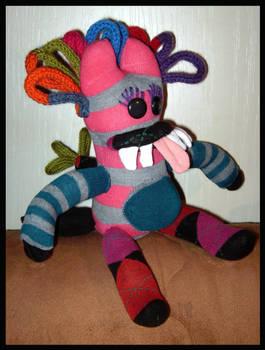 Fred Freak Monster