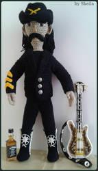 'Lemmy' Ian Fraser Kilmister