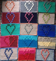 Love Hearts Crochet