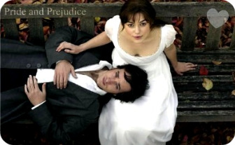 Pride and Prejudice by BlueWaterlily