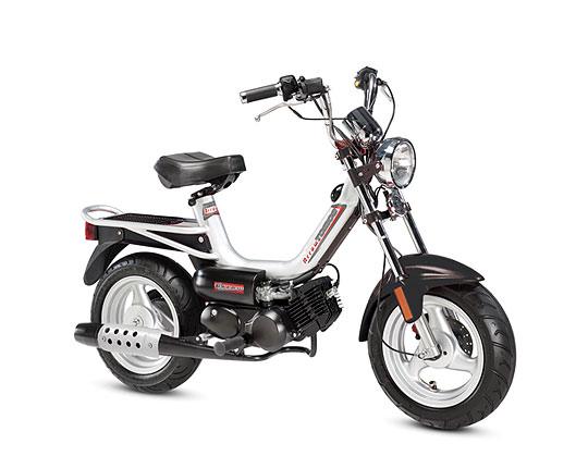 2006 Tomos Arrow    Moped by Gubru on DeviantArt